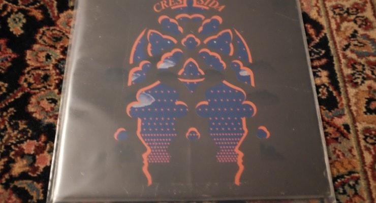 Cressida- self titled Vertigo Swirl