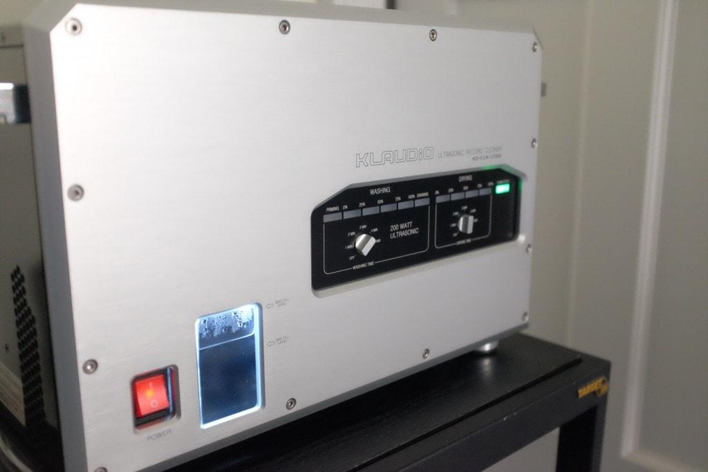 Record Cleaning Vpi Monks Ultrasonic Audio Desk Kl Audio