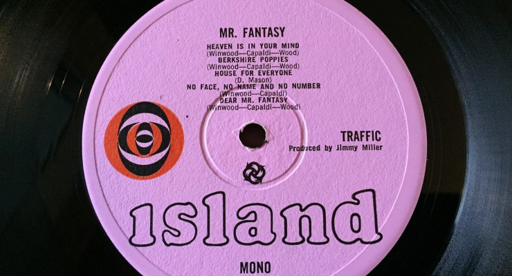 Exploring Island Records (Pink Label and Pink Rim)