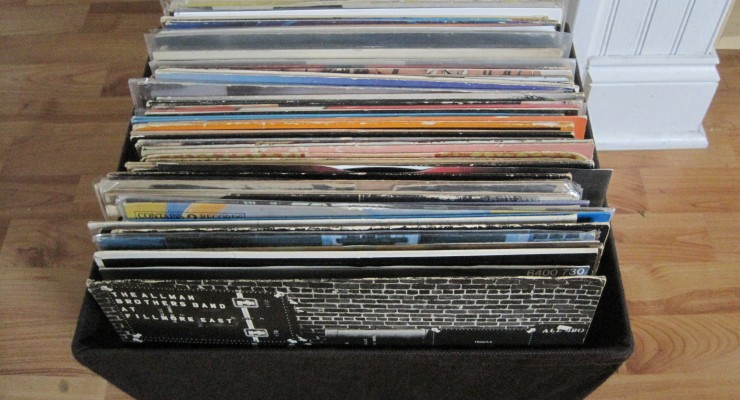 Buying Used Records-A Primer