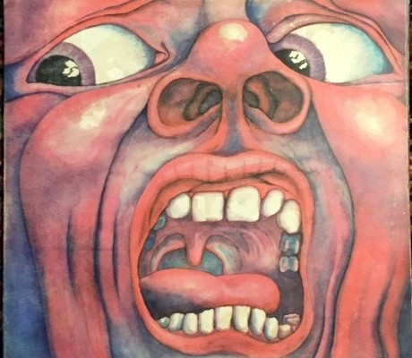 KING CRIMSON- In The Court of the Crimson King (An Observation by King Crimson)