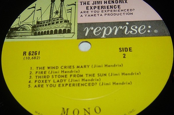 National Recording Registry -Are You Experienced
