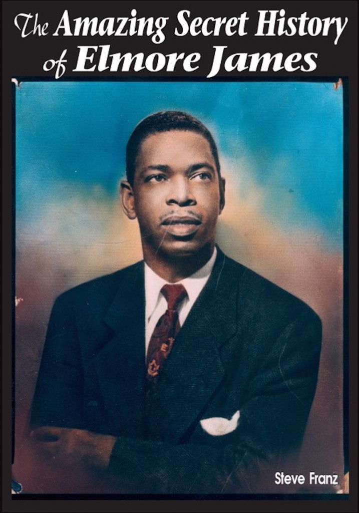 Elmore James Cover