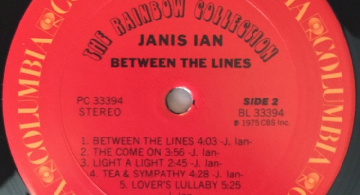 Janis Ian- Between the Lines