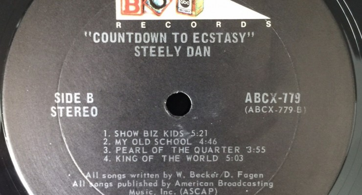 Steely Dan- the First Two Albums (with a note on Aja)
