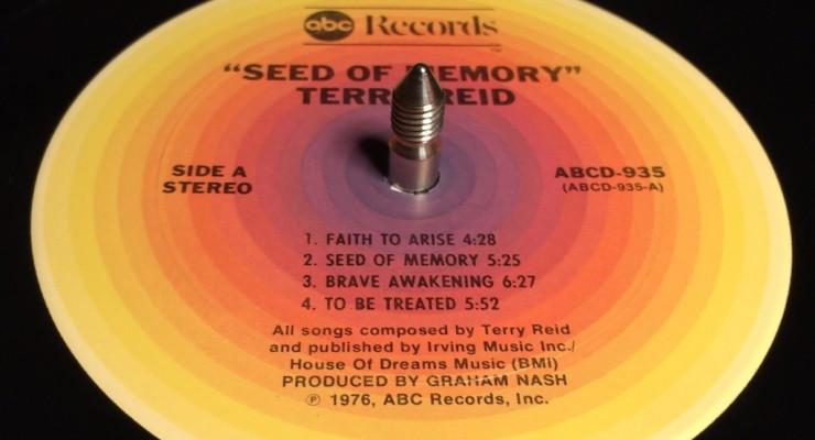 Terry Reid- Seed of Memory