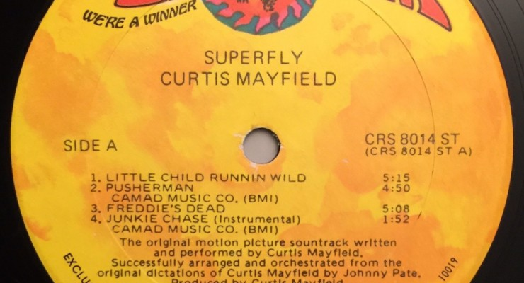 A Glimpse of Greatness: Curtis Mayfield