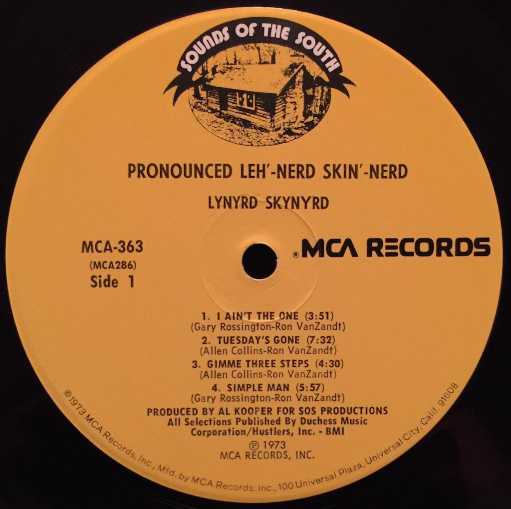 Lynyrd Skynyrd Revisited The Vinyl Press