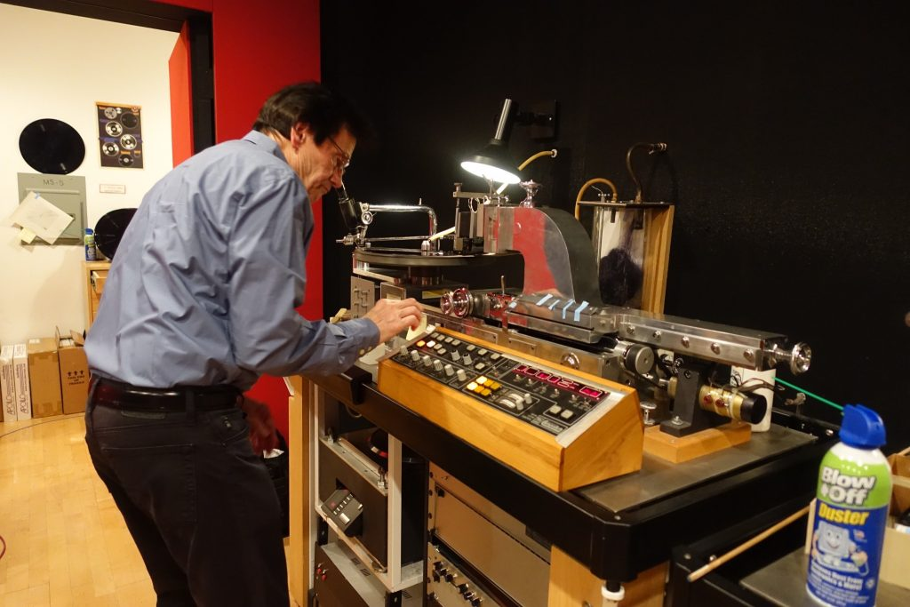 Bernie mastering