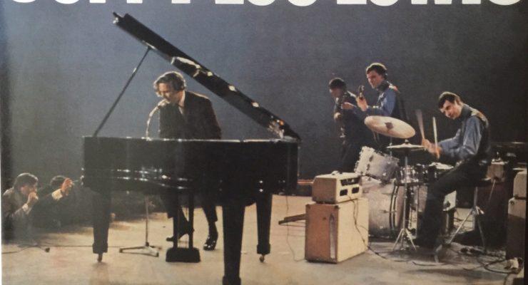 JERRY LEE LEWIS- LIVE AT THE STAR CLUB, HAMBURG