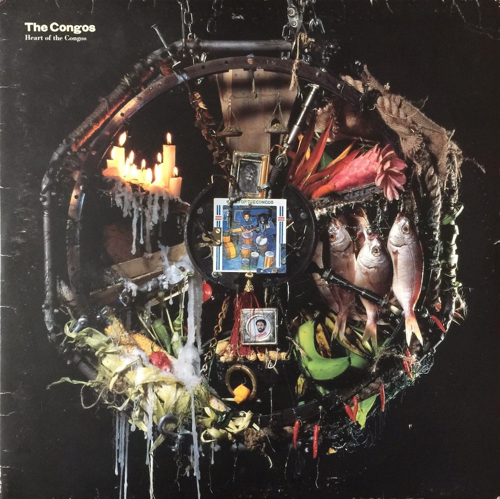 The Congos- Heart of the Congos - The Vinyl Press