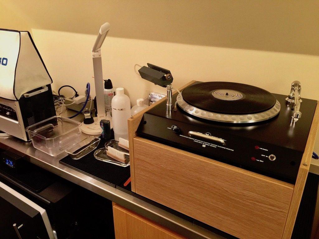 Sidebar On Diy Ultrasonic Lp Cleaning The Vinyl Press