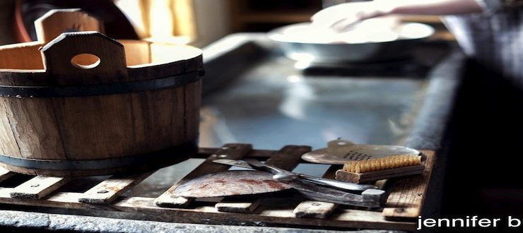 SIDEBAR ON DIY ULTRASONIC LP CLEANING