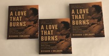 Peter Green: A Love That Burns- Definitive Reference Guide by Richard Orlando (3 volumes, Smiling Corgi Press 2017).